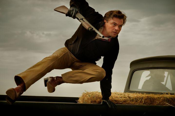 "Leonardo DiCaprio als Schauspieler Rick Dalton in Quentin Tarantinos neuem Spielfilm ""Once Upon A Time... In Hollywood"""