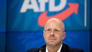 Kalbitz gibt AfD-Fraktionsvorsitz in Brandenburg auf