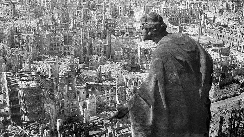 Die Kinderkeller-Babys - gerettet im brennenden Dresden