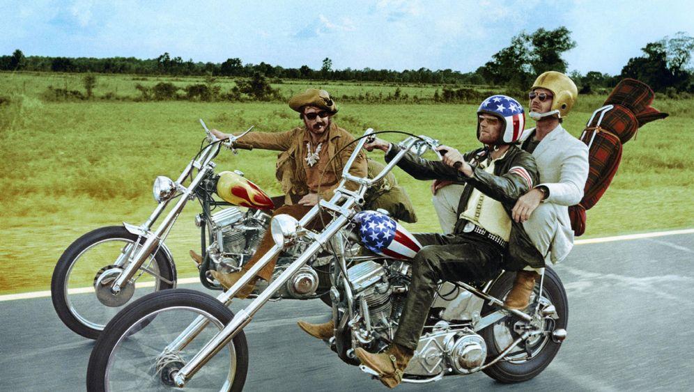 """""""Easy Rider""""-Auktion: Chopper unterm Hammer"""