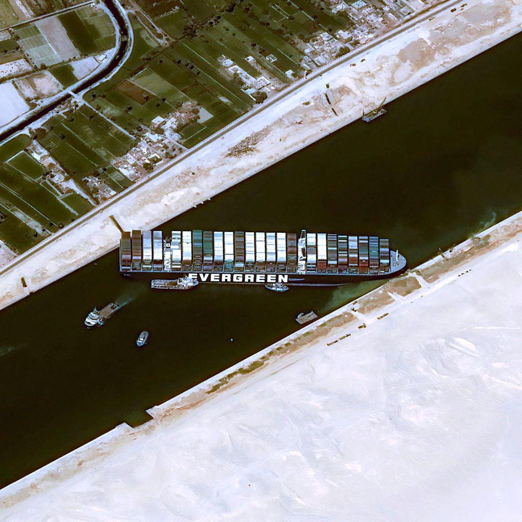EGYPT-TRANSPORT-SUEZ-CANAL