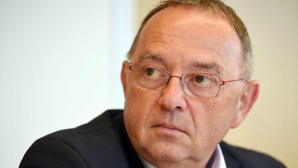 """Norbert Walter-Borjans will für die SPD """"ein klares Programm benennen und so wieder zu Kräften kommen"""""""