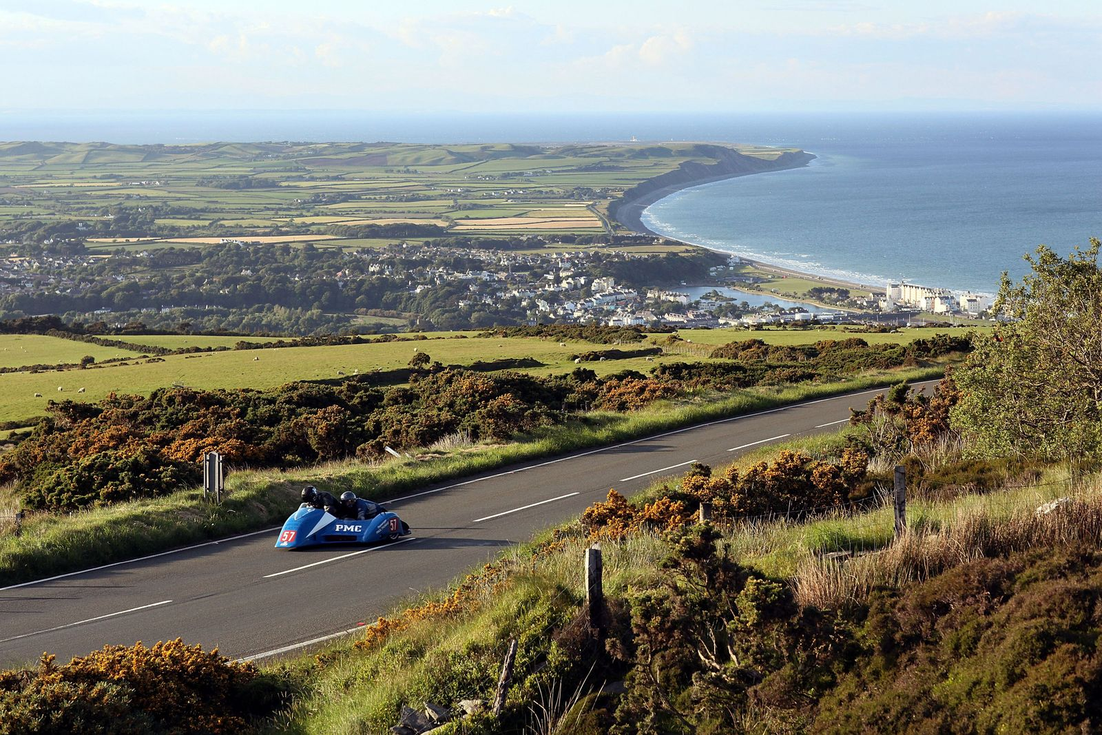 Enthusiasts Gather From Around The World To Enjoy The TT Races