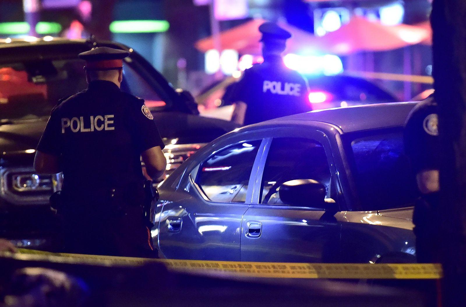 Canada Toronto Shooting