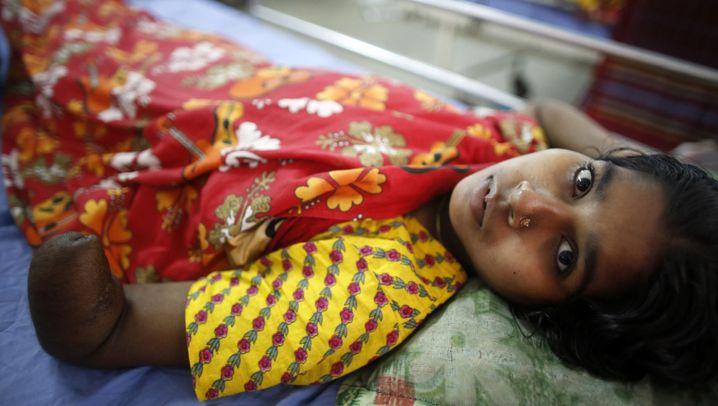 Bangladesch: Arbeiter ohne Schutz
