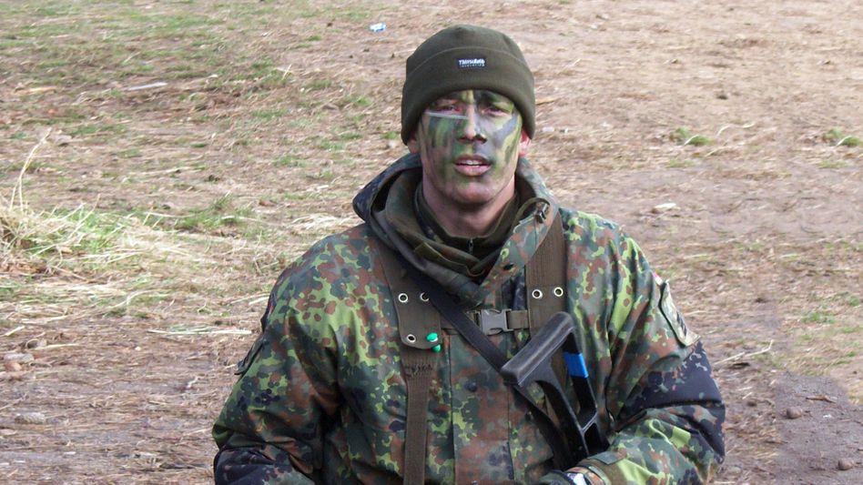 """Ex-Soldat Dennis G.: """"Wie dumm von mir, dass ich mich darauf eingelassen habe"""""""