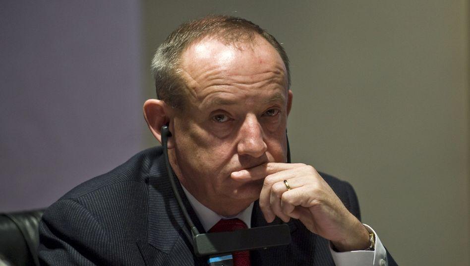 """Noch-Uno-Klimachef de Boer (Februar 2010): """"Nicht einmal in meinen kühnsten Träumen"""""""