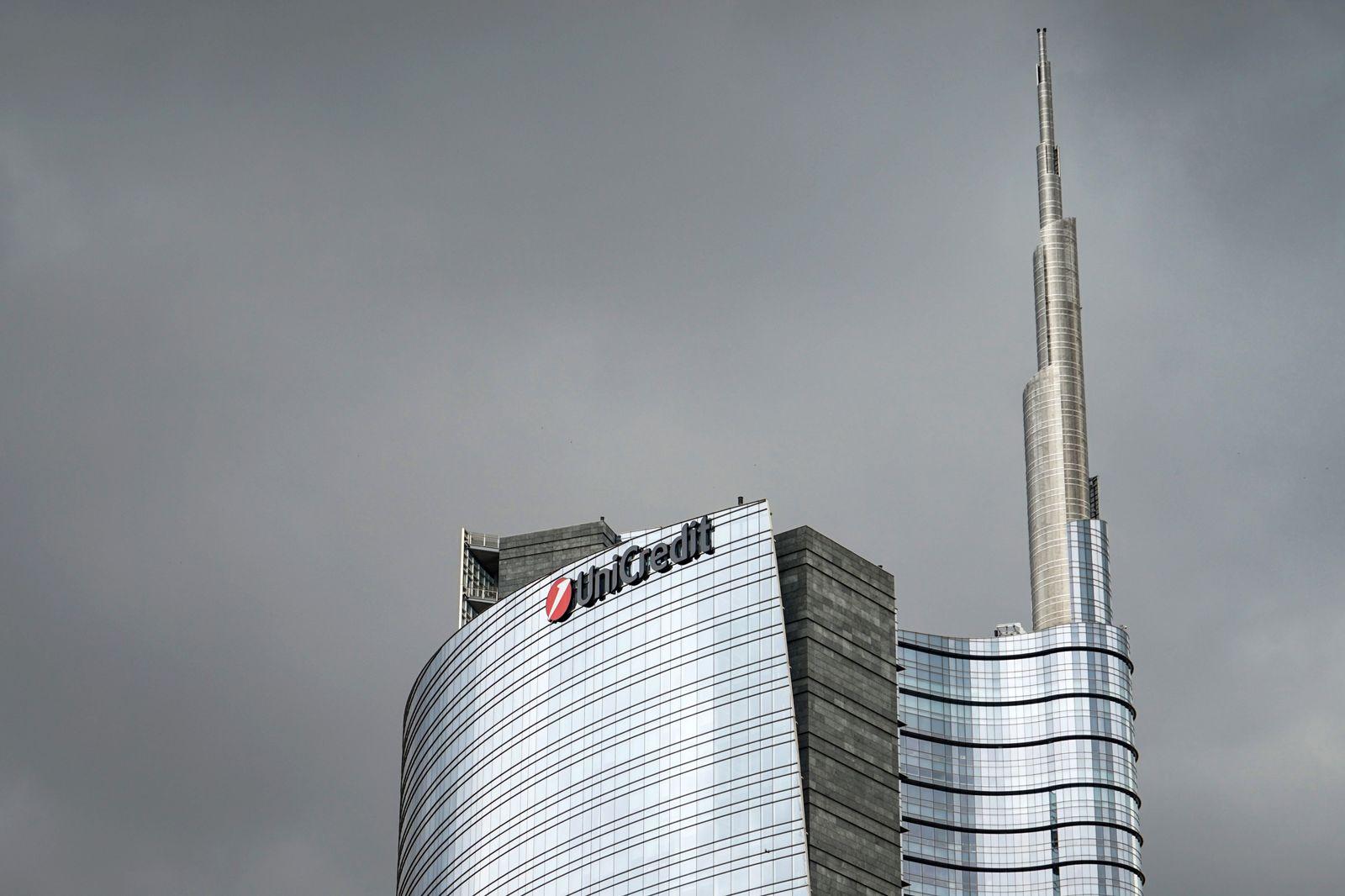 EINMALIGE VERWENDUNG Unicredit / Mailand