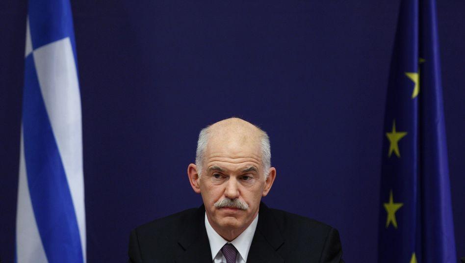 Drohende Staatspleite: Griechenland bittet Euro-Länder um Finanzspritze