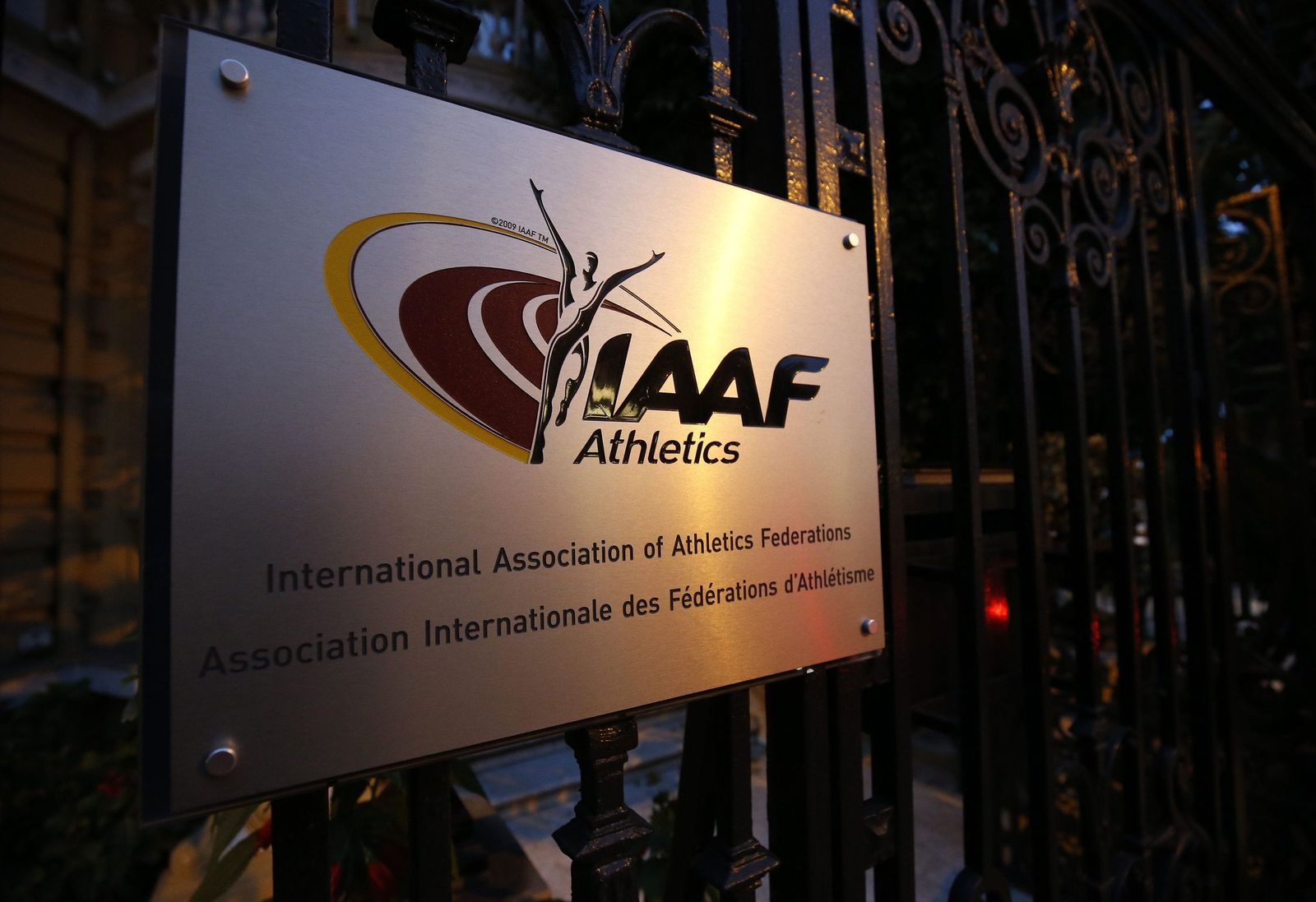 IAAF headquarters in Monaco