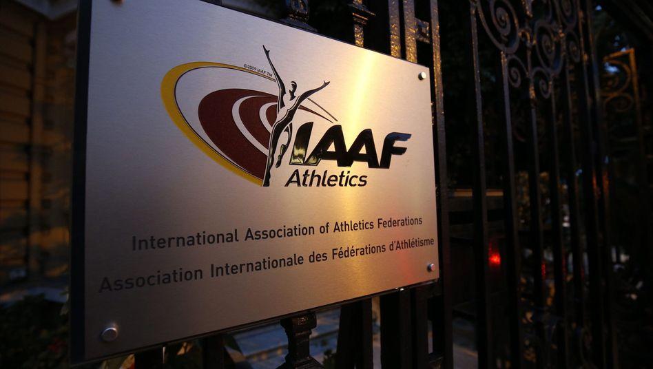 Leichtathletik-Weltverband: Russische Sportler ausgeschlossen