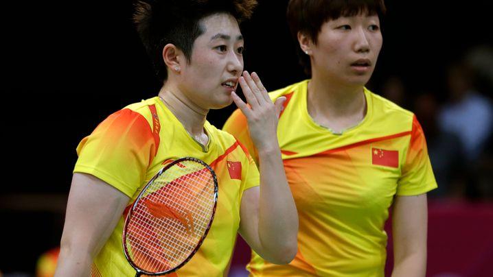 Skandal beim Badminton: Mit Absicht verlieren