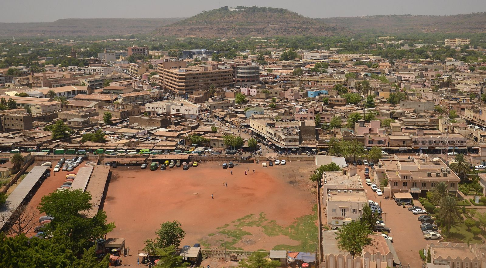 Bamako/ Radisson Hotel/ Geiselnahme Mali