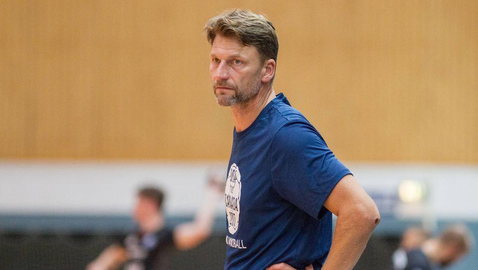 Robert Hedin, Trainer der US-Handballer, ist ebenfalls infiziert