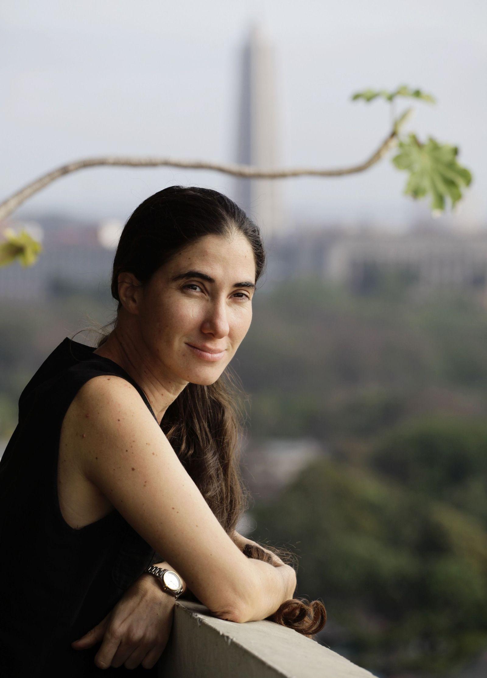 Yoani Sanchez / Bloggerin / Kuba