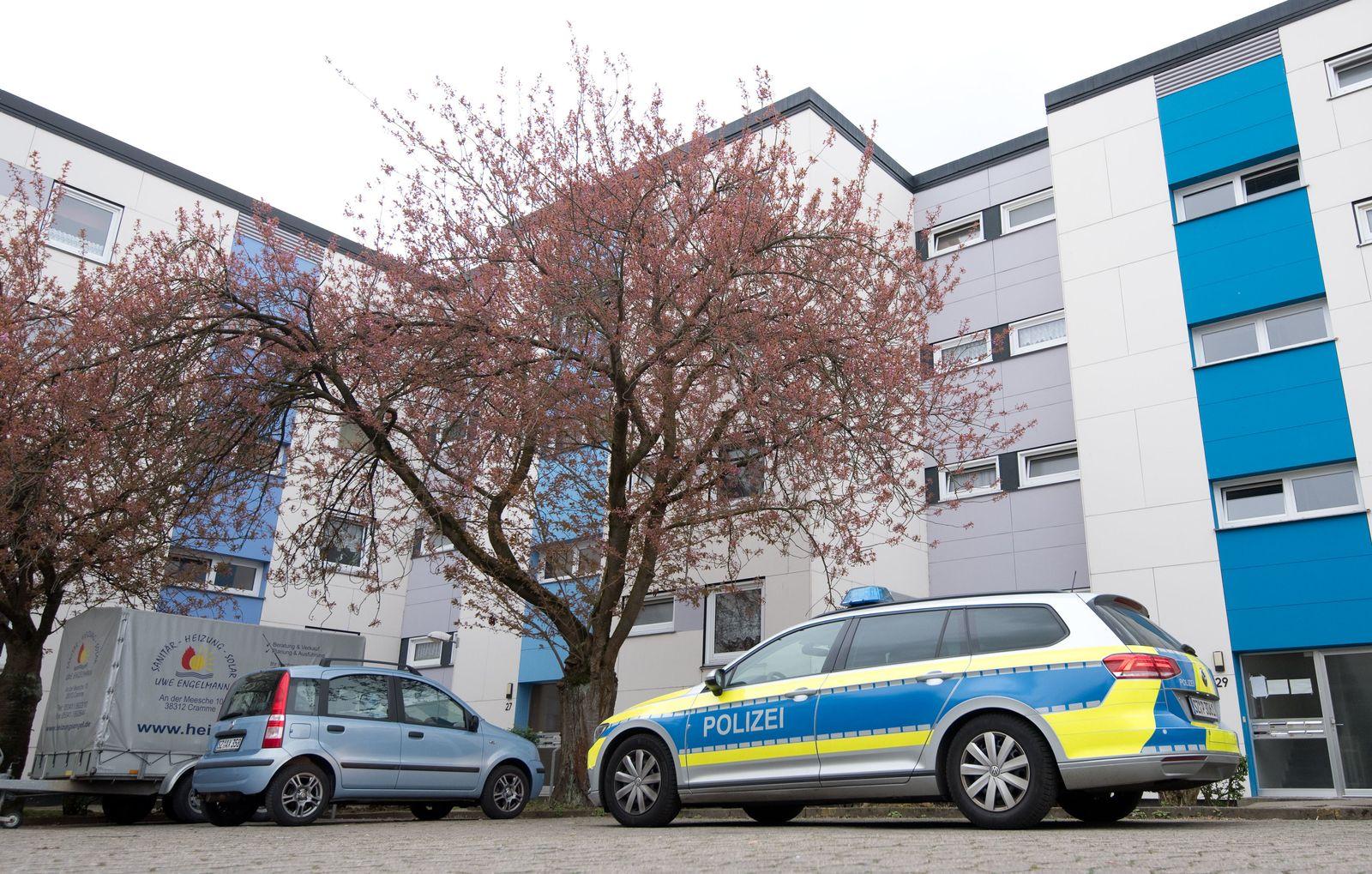 Tödlicher SEK-Einsatz in Salzgitter