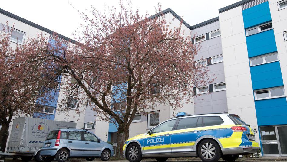 Polizeieinsatz in Salzgitter (Archiv)