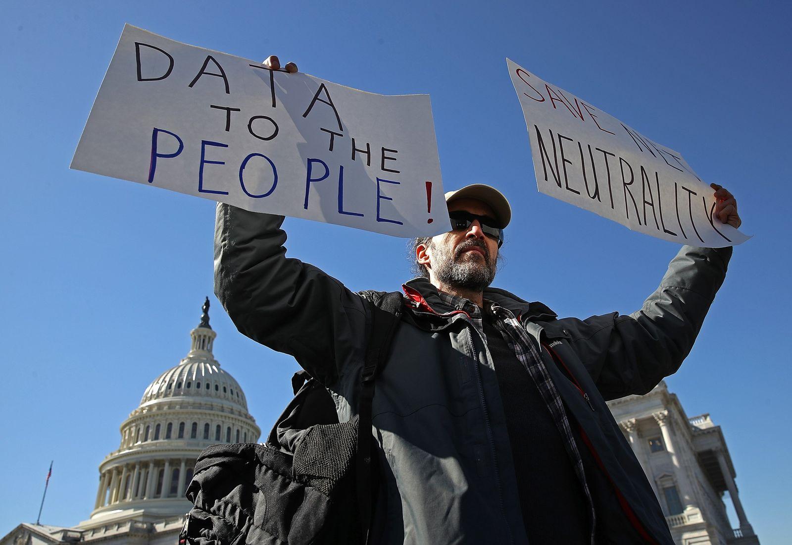 USA / Netzneutralität