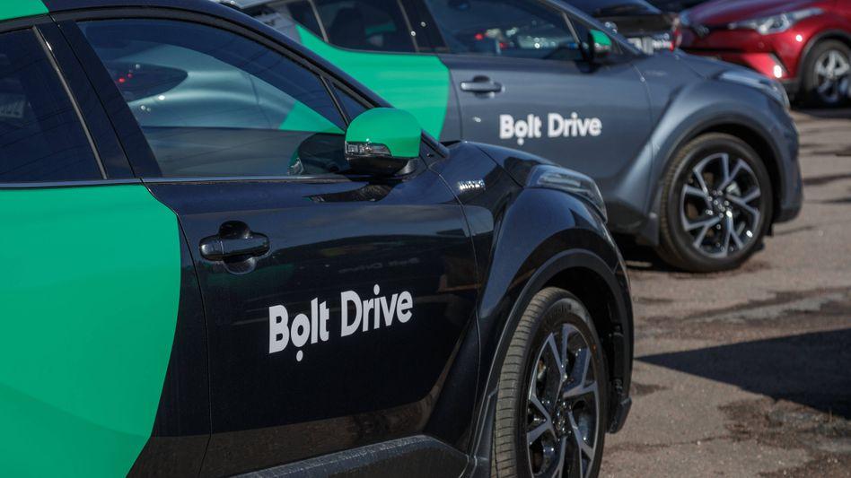 Neuling: Das E-Scooter-Start-up Bolt bietet nun Fahrdienste an