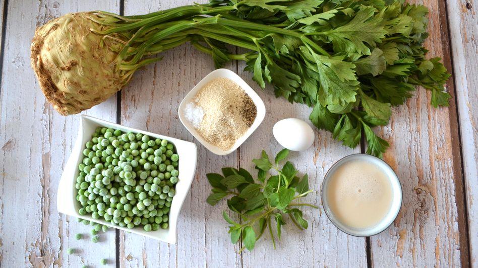 Das Selleriegrün nicht wegwerfen –damit lassen sich prima Suppen verfeinern