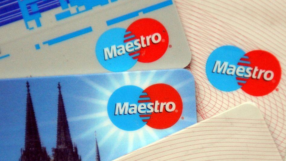 Bezahlen mit EC-Karte: Jede Transaktion wird registriert