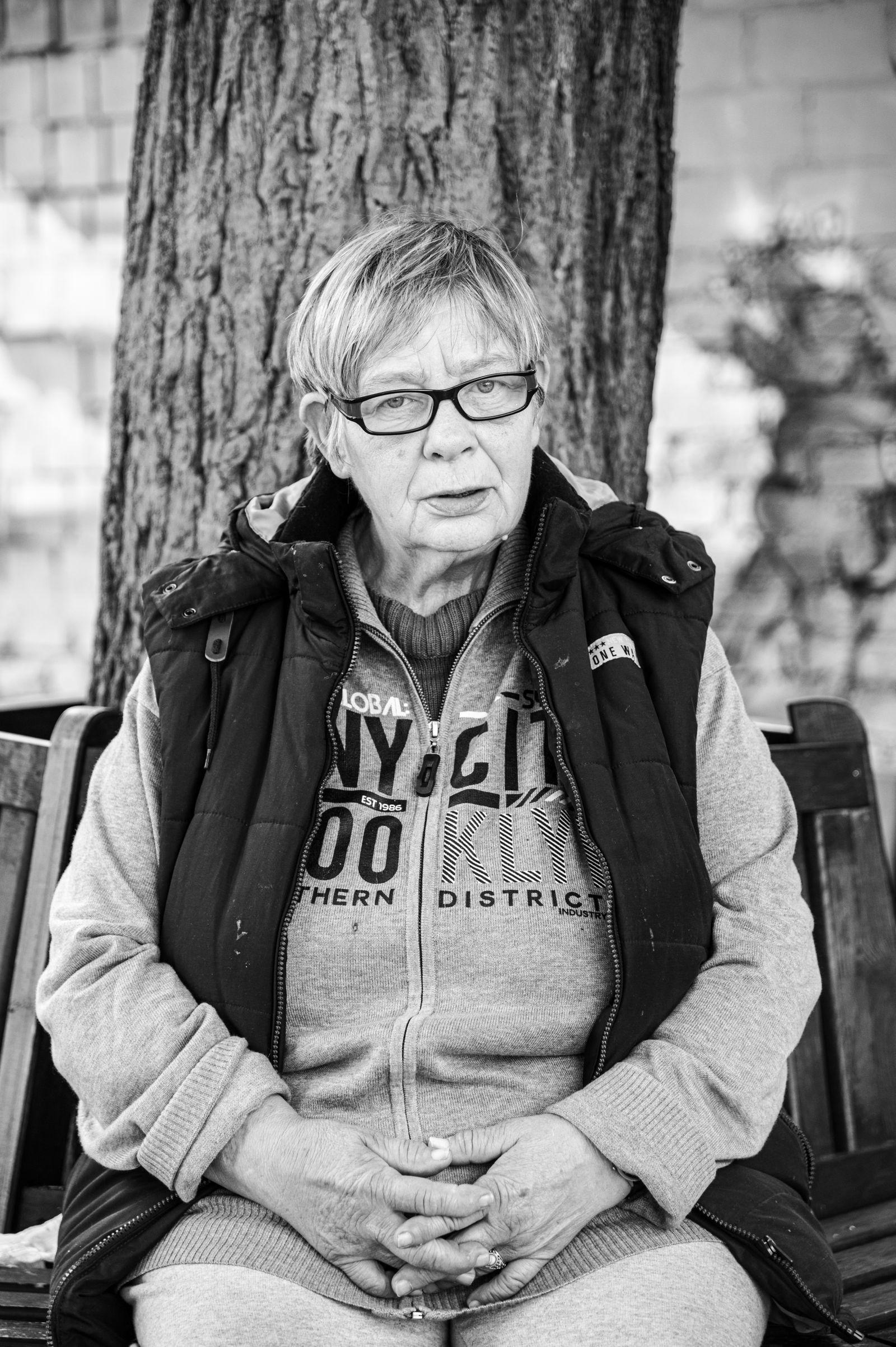 Obdachlosigkeit - Portraits © Debora Ruppert -15