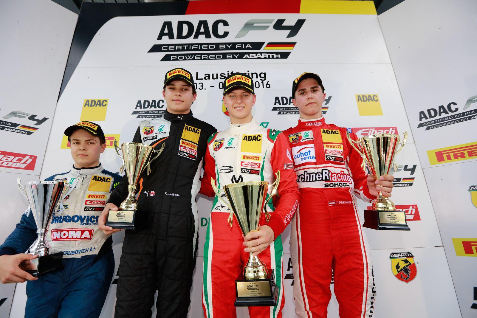 ADAC Formel 4 Lausitzring