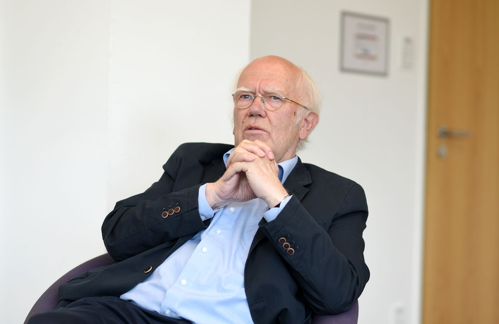 EINMALIGE VERWENDUNG Streitgespräch Krämer & Schloen
