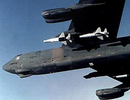 "Rakete an B-52-Bomber: ""Überbleibsel aus dem Kalten Krieg"""