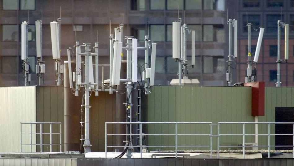 Mobilfunkantennen: Alles rechtens bei der Datenspeicherung?