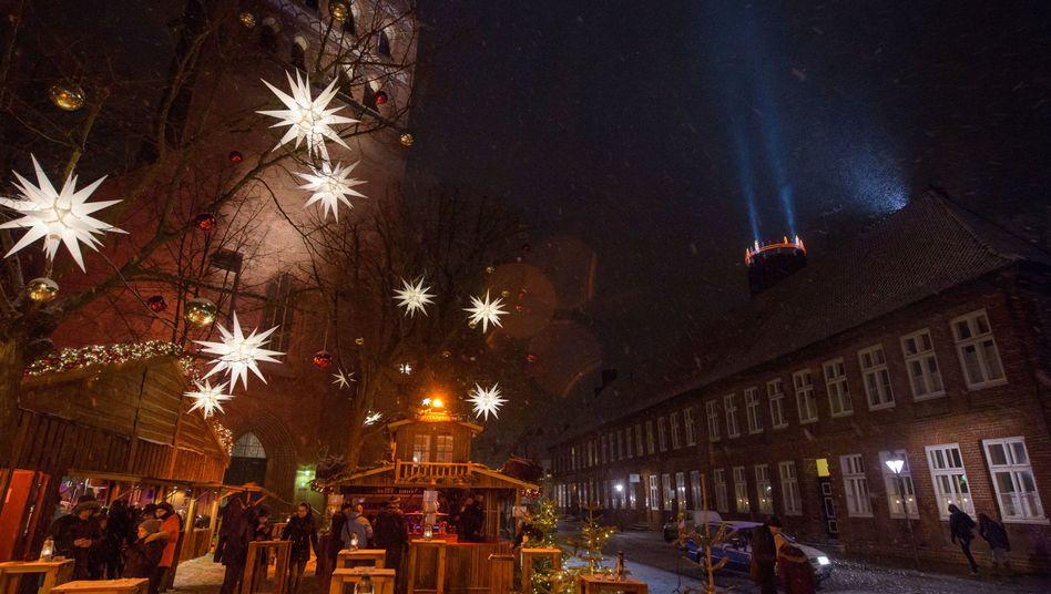 Weihnachtsmarkt in Lüneburg (Symbolbild)