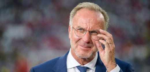 FC Bayern München: Karl-Heinz Rummenigge sorgt sich um Einnahmen der Fußballklubs