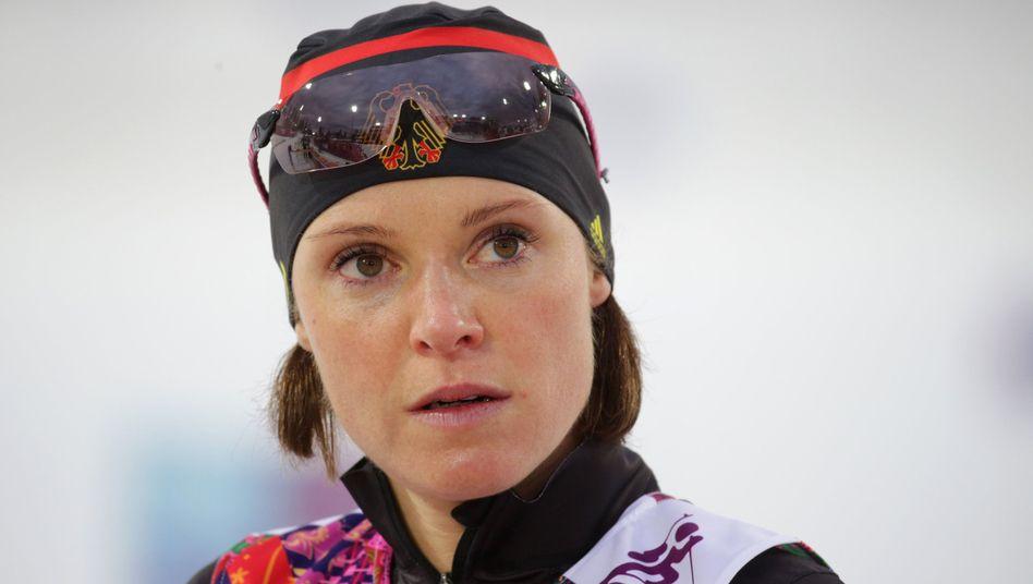 Gedopte Biathletin Sachenbacher-Stehle: Doping als Spaß- und Quotenkiller