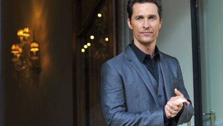 US-Star McConaughey: Früher Sexgott, jetzt Aids-Opfer