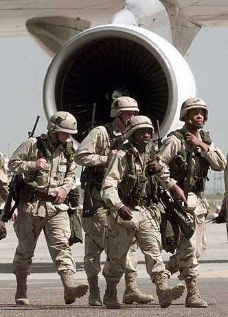 """US-Army: """"Kein einzelner Militärschlag, sondern ein Feldzug"""""""