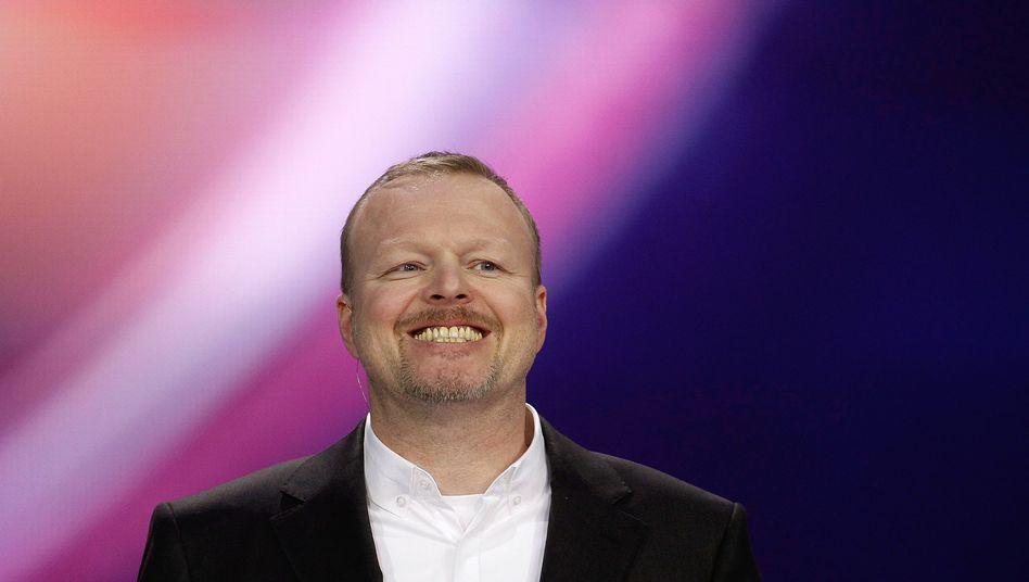 """Stefan Raab (Bild von 2011): """"Schlag den Raab"""" als letzte Sendung"""