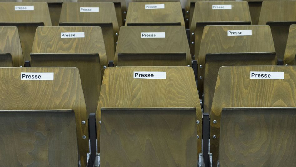 When the NSU trial begins on May 6, Turkish, Greek and Persian-language media will be guaranteed seats.