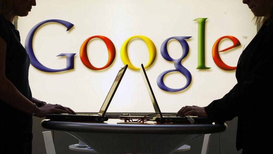 Google-Logo: Tausende Anfragen nach Löschung von Suchergebnissen