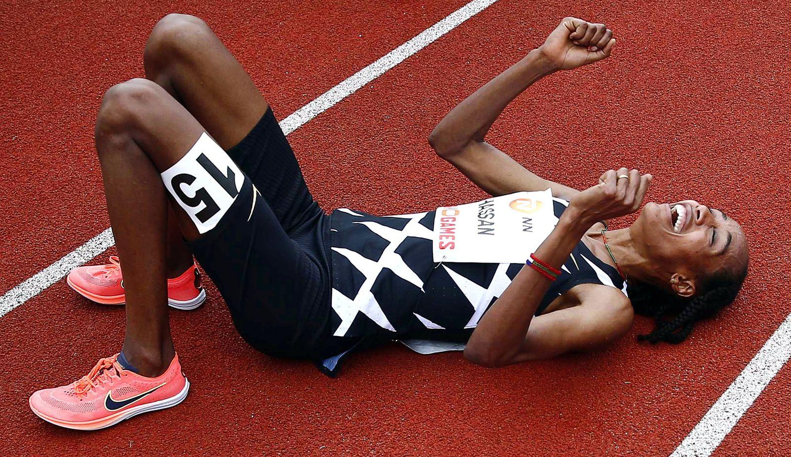 FBK Games athletics event in Hengelo