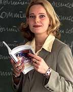 Miriam Meckel ist Professorin am Institut für Kommunikations-wissenschaft der Uni Münster