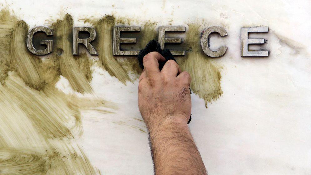Fotostrecke: Die Not in Griechenland bleibt