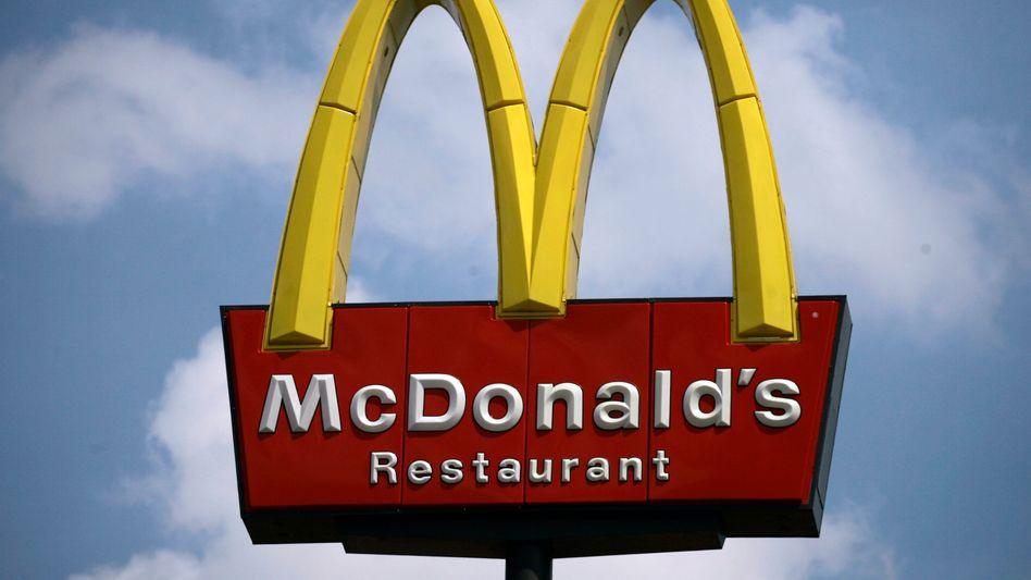 McDonald's-Logo: bald grün und nicht mehr rot