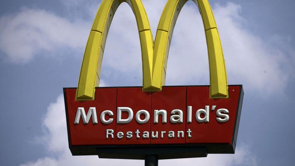 McDonald's-Restaurant: