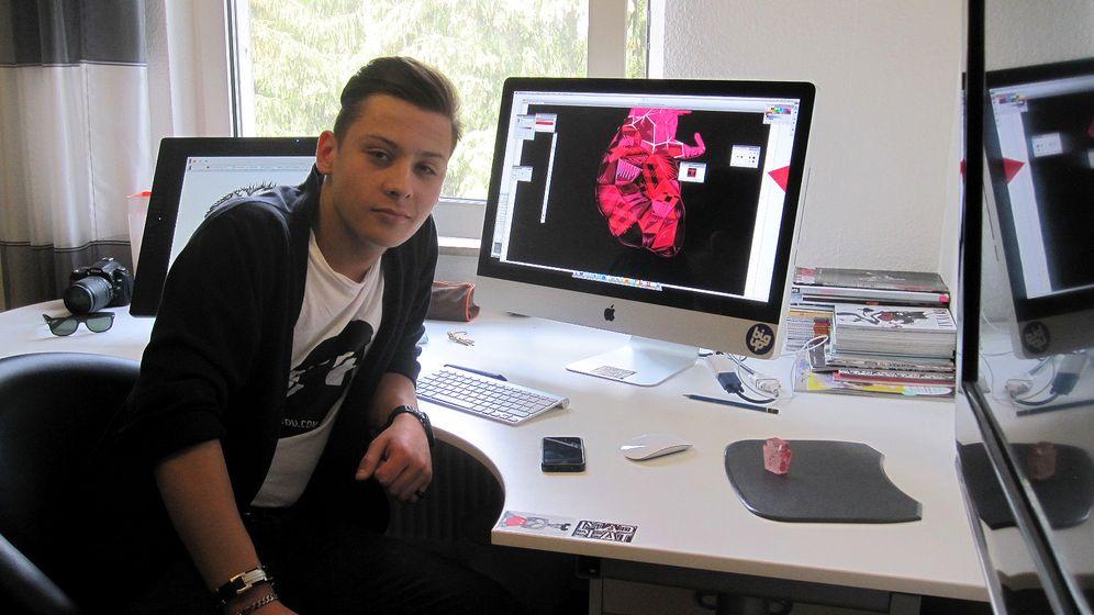 Junges Talent: Nike, Diesel und Toyota im Portfolio