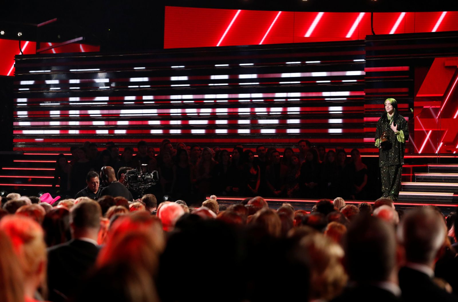 FILE PHOTO: 62nd Grammy Awards - Show - Los Angeles, California, U.S.