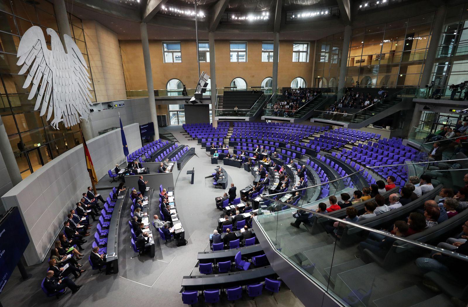 Bundestag / Abgeordnete