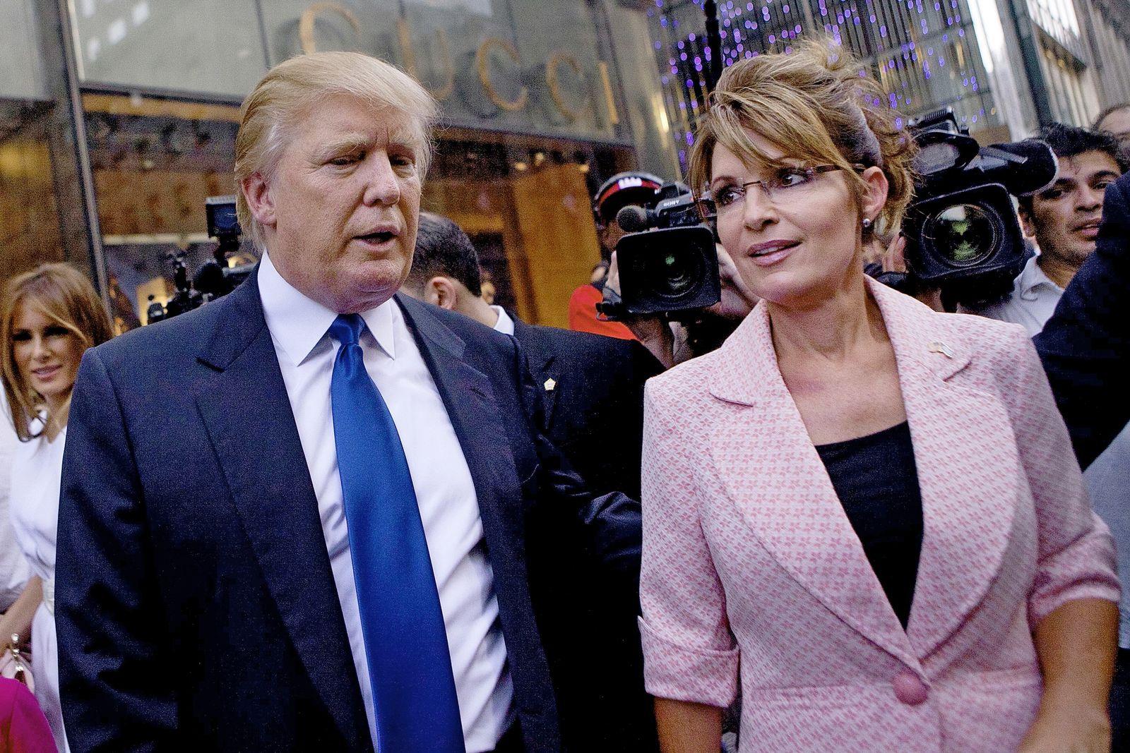 Sarah Palin / Donald Trump