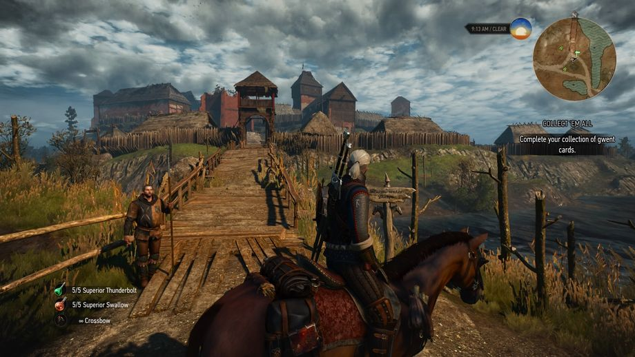 """The Witcher 3: Wild Hunt"", für Playstation 4, Xbox One, PC und Nintendo Switch, circa 30 Euro bis 45 Euro"