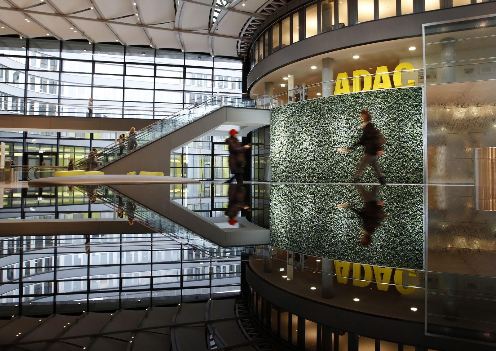 SYMBOLBILD ADAC/ Zentrale/ München