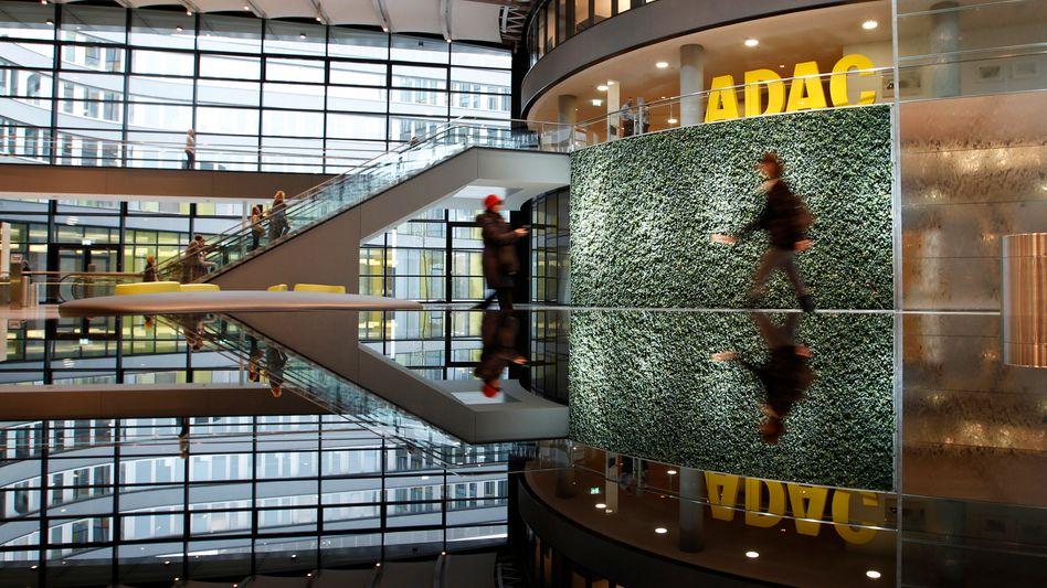 ADAC-Zentrale in München: Ein Verein mit Milliardenvermögen